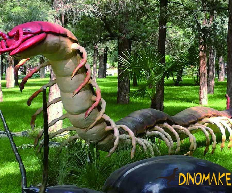 animatronic centipede