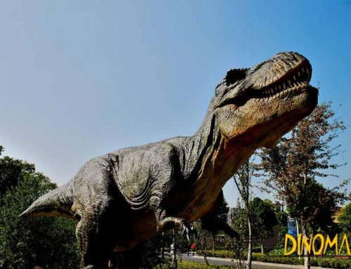 How to Make Exhibition Rental by animatronic Dinosaur Model