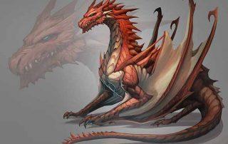dragon-evil