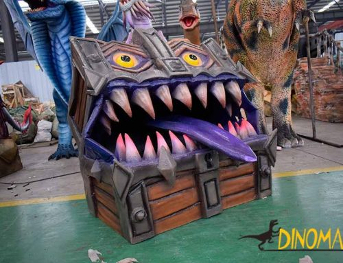 Animatronic Halloween Props For Haunted House