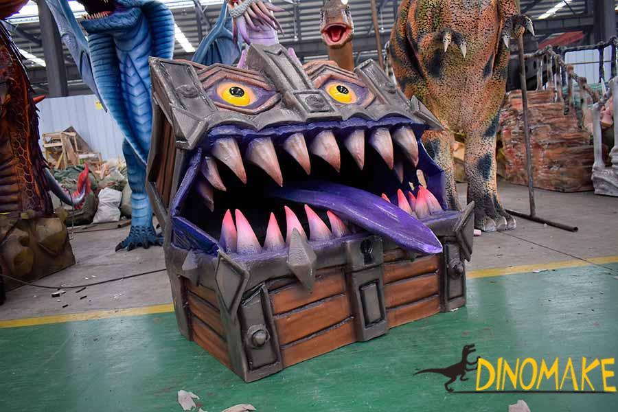 monster box animatronic