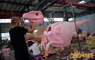 sculpture-dinosaur