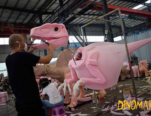 How To Make Realistic Dinosaur Costume?
