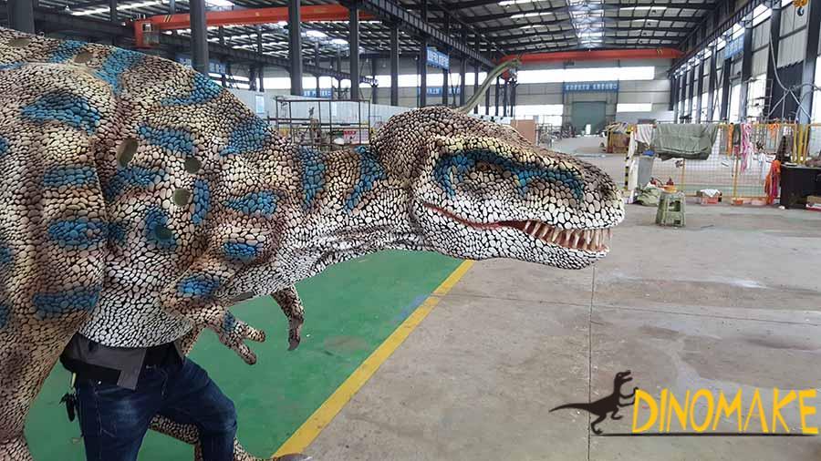 t-rex suit
