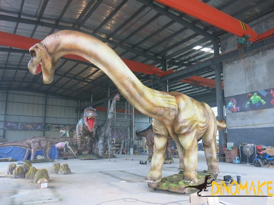 3 meter length Animatronic argentina dragon dinosaur