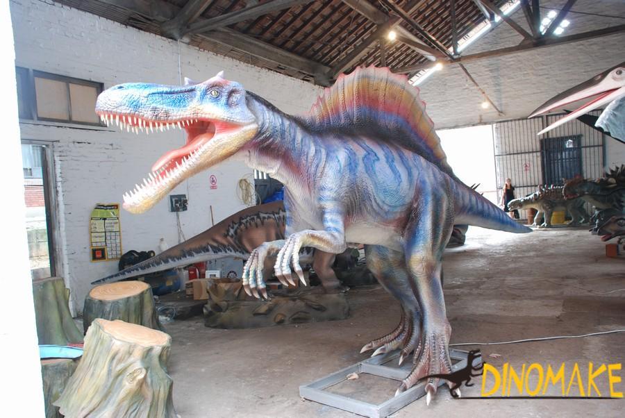 Animated Dinosaur Resurrection
