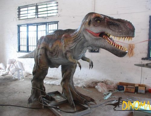 Animatronic Dinosaur Theme Park Products