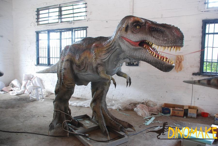 Animated Dinosaur Theme Park Products