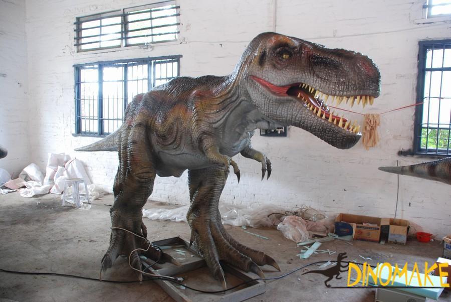 Animated Dinosaur Theme Park Products