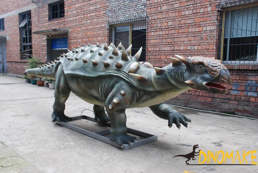 Animated Dinosaur Theme Park