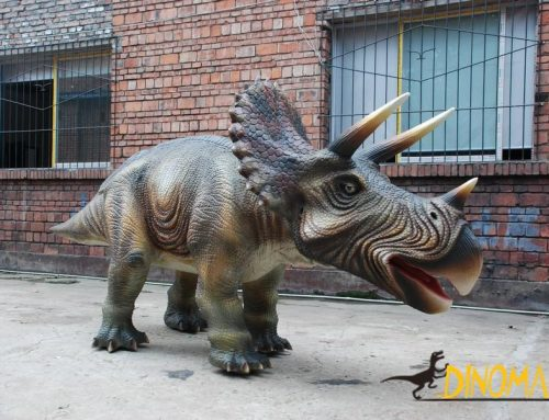 Animatronic Dinosaur in Canada