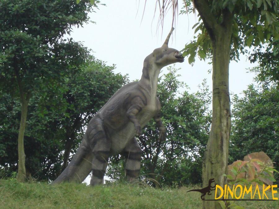 Animated dinosaurs Park