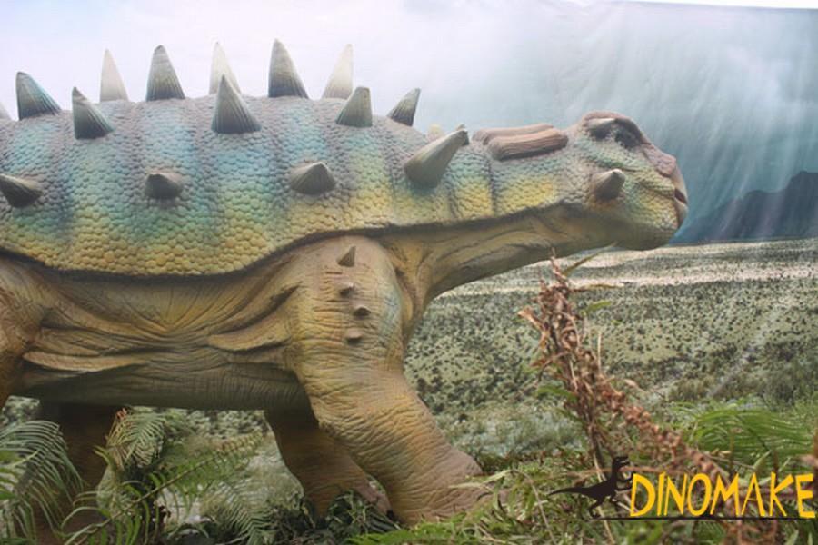 Animatronic Dinosaur Ankylosaurus