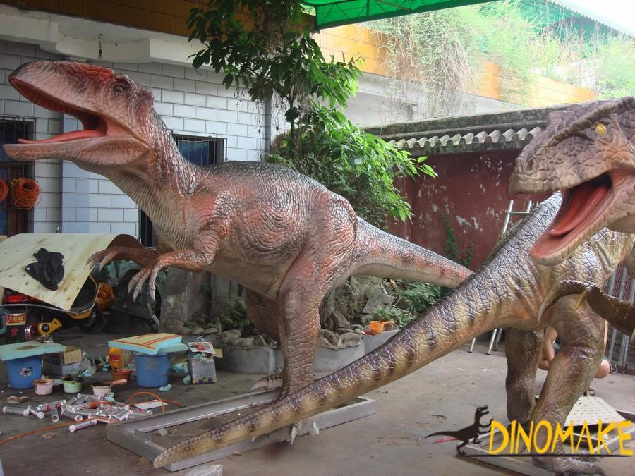 Animatronic Dinosaur For Dinosaur Exhibition