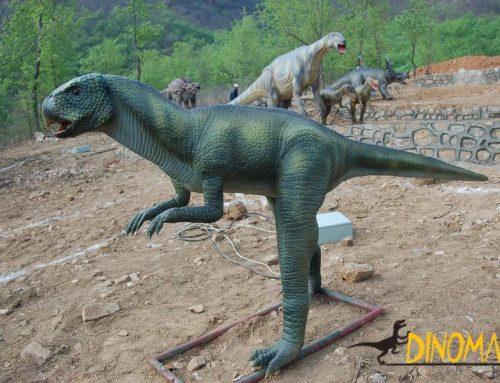 Giant Animatronic Dinosaur Jurassic Park
