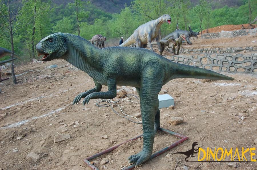Animatronic Dinosaur Jurassic Park