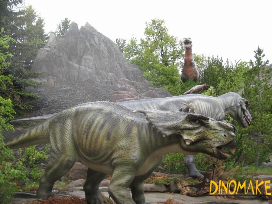 Animatronic Dinosaur Park from Australia