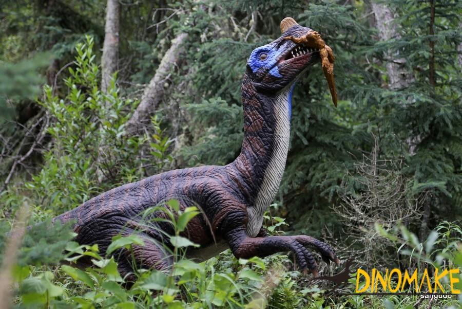 Animatronic Dinosaur Park in Australia