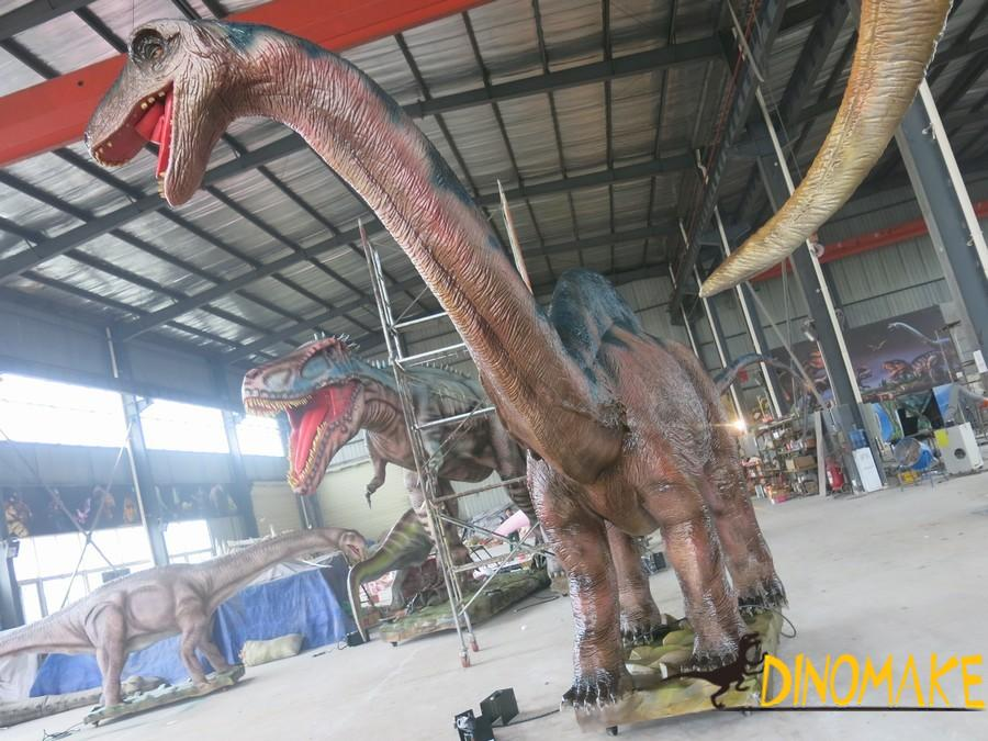 Animatronic Dinosaur poduct Andes Dragon at Jurassic Park