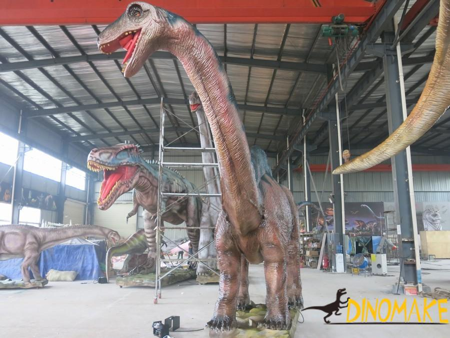 Animatronic Dinosaur product Andes Dragon