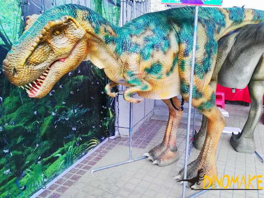 Animatronic Dinosaurs Costume Project