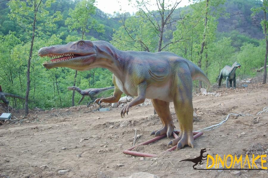 Animatronic Dinosaurs Jurassic Park