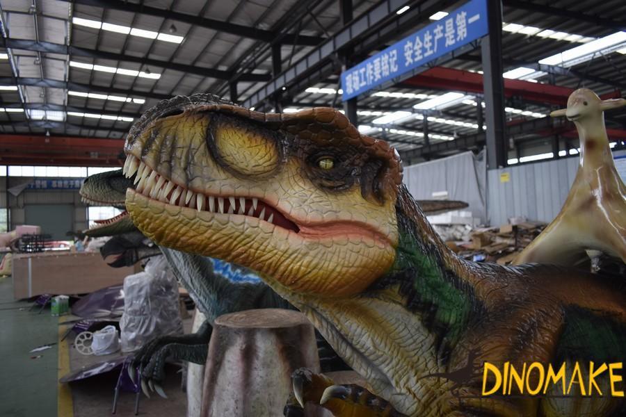 Animatronic Dinosaurs T-rex