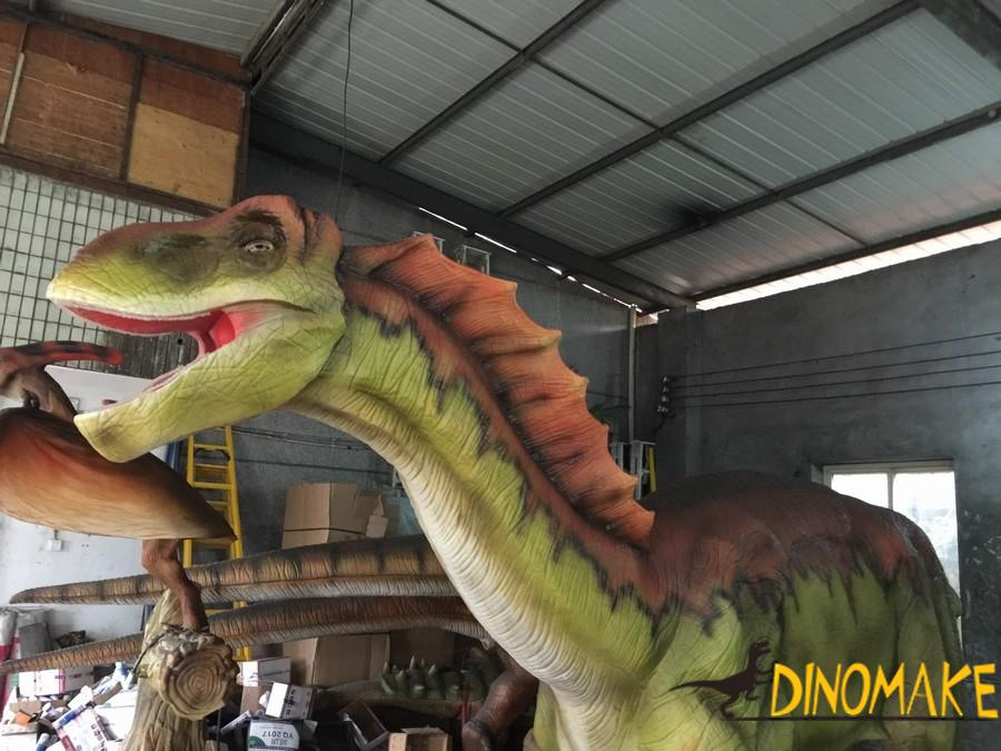 Animatronic dinosaur Amagaron in india