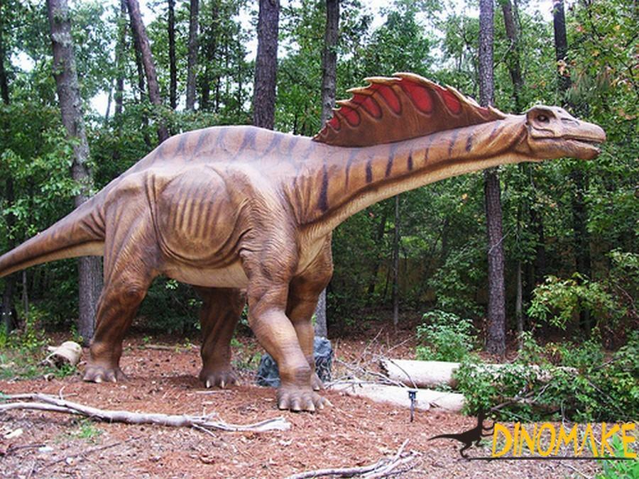 Animatronic dinosaur Amagaron