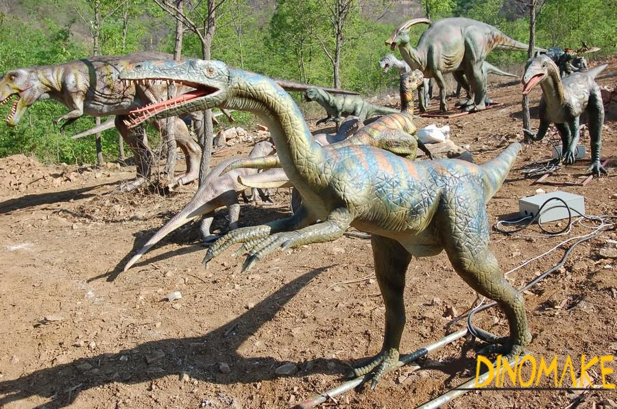 Animatronic dinosaur Products in China