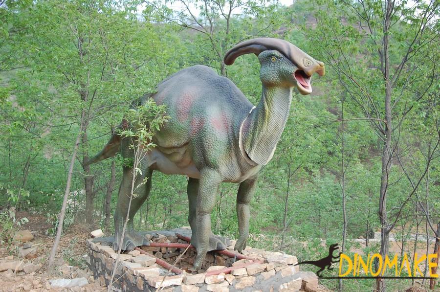 Animatronic dinosaur maker