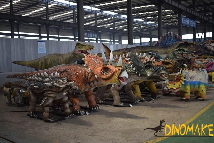 Animatronic dinosaur manufacturer many products for sale