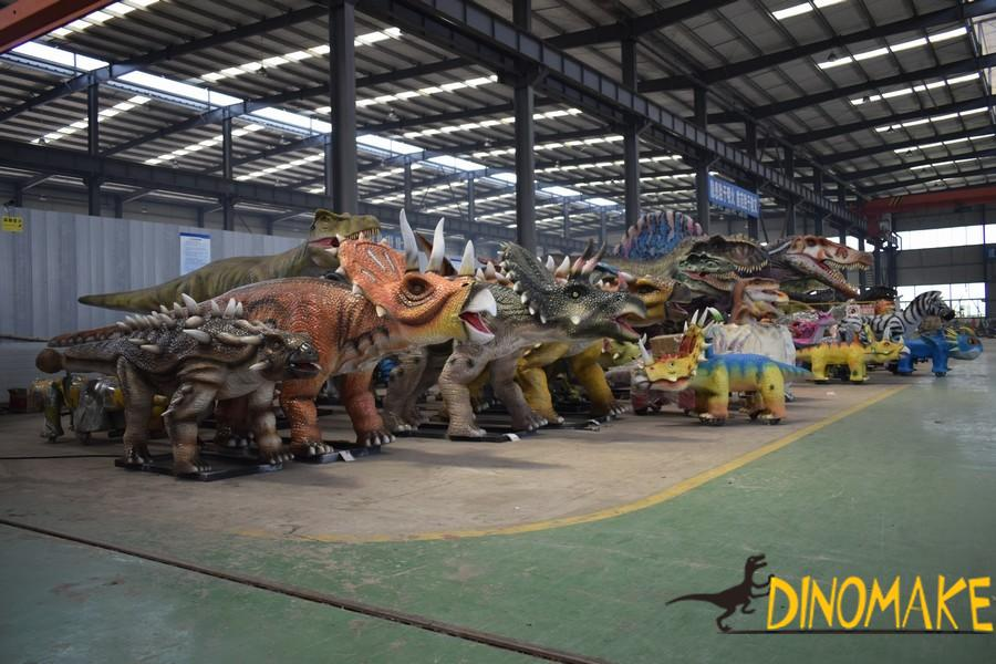 Animatronic dinosaur manufacturer products for sale