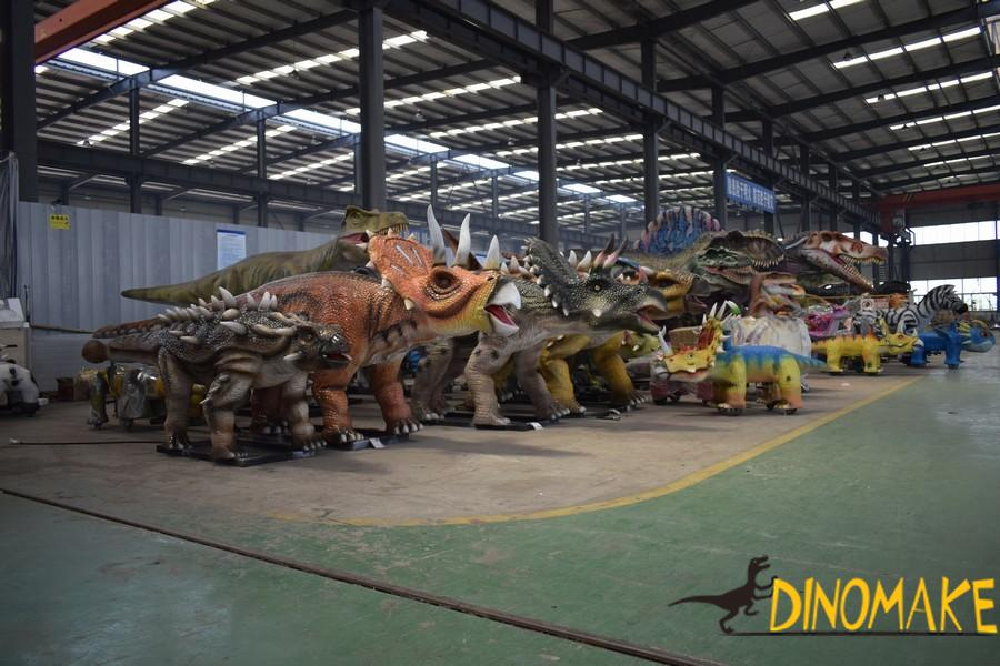 Animatronic dinosaur many products for sale