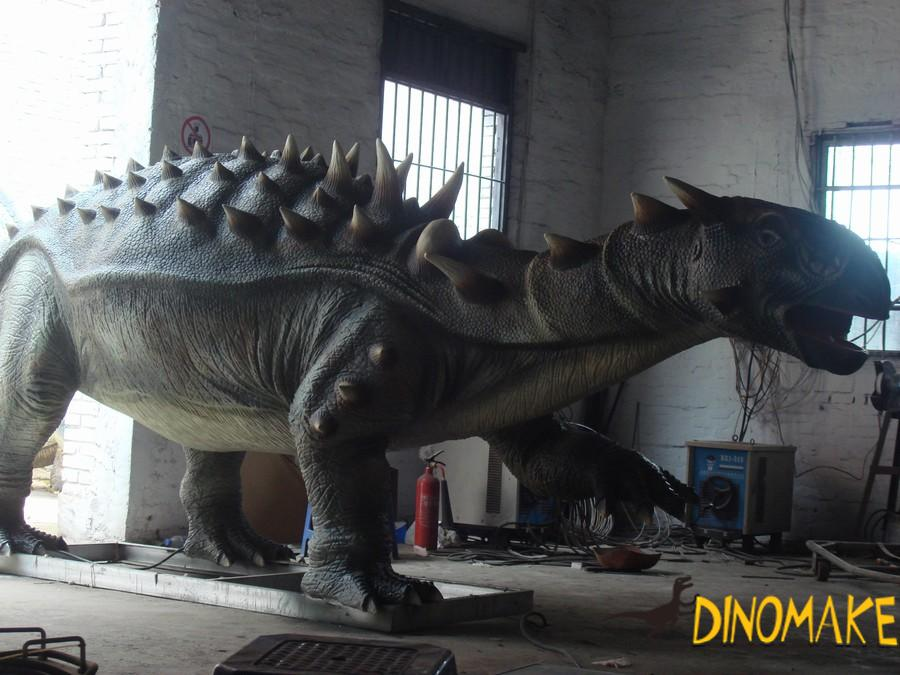 Animatronic dinosaur model custom factory