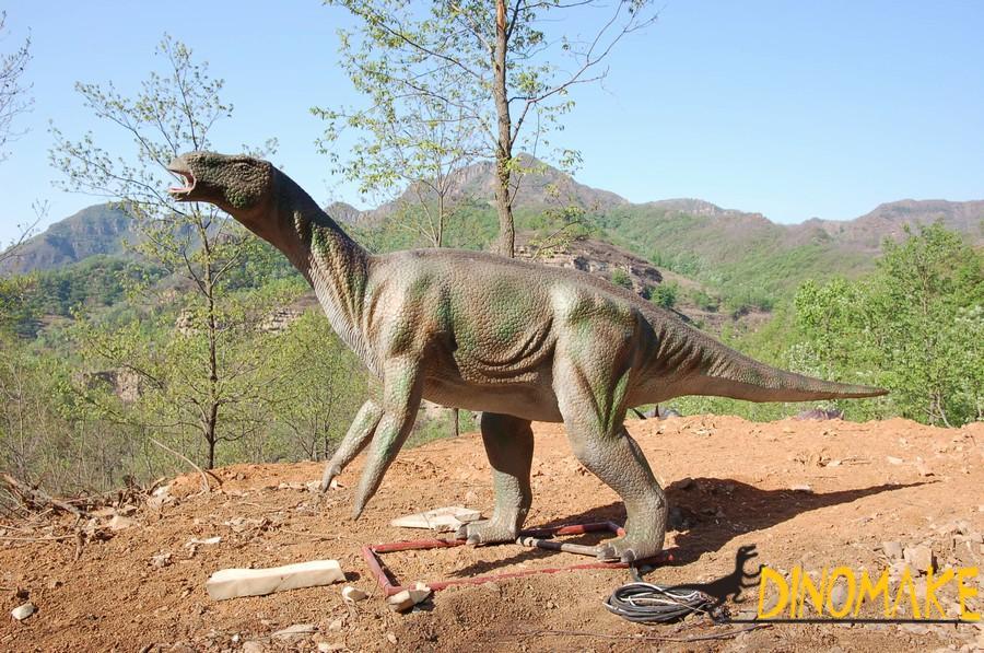Animatronic dinosaur model making factory