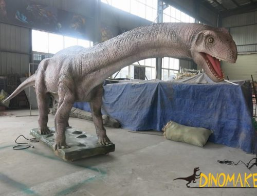 Animatronic dinosaur product Patagonia dragons for sale