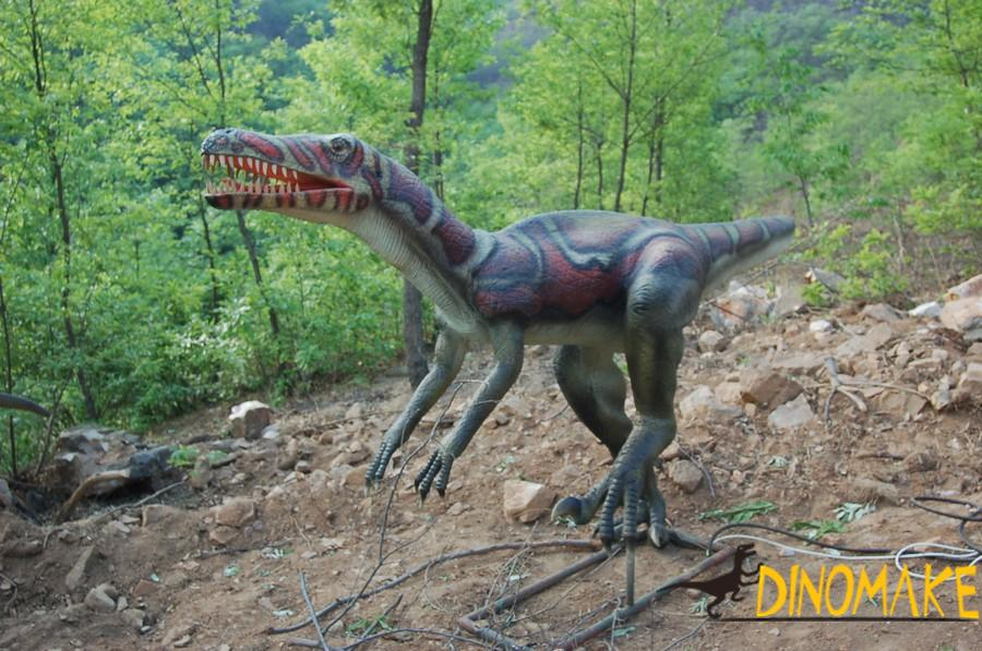 Animatronic dinosaur products to Jurassic Park in Europe
