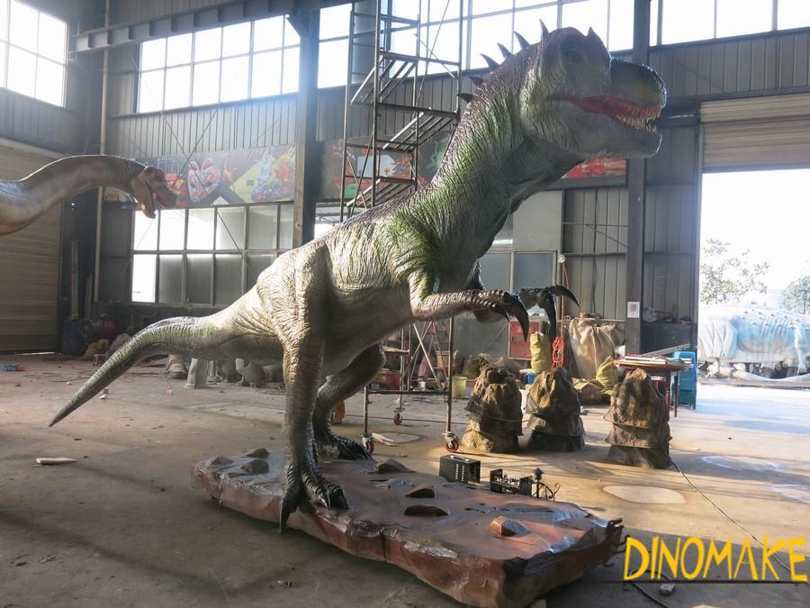 Animatronic dinosaurs for sale