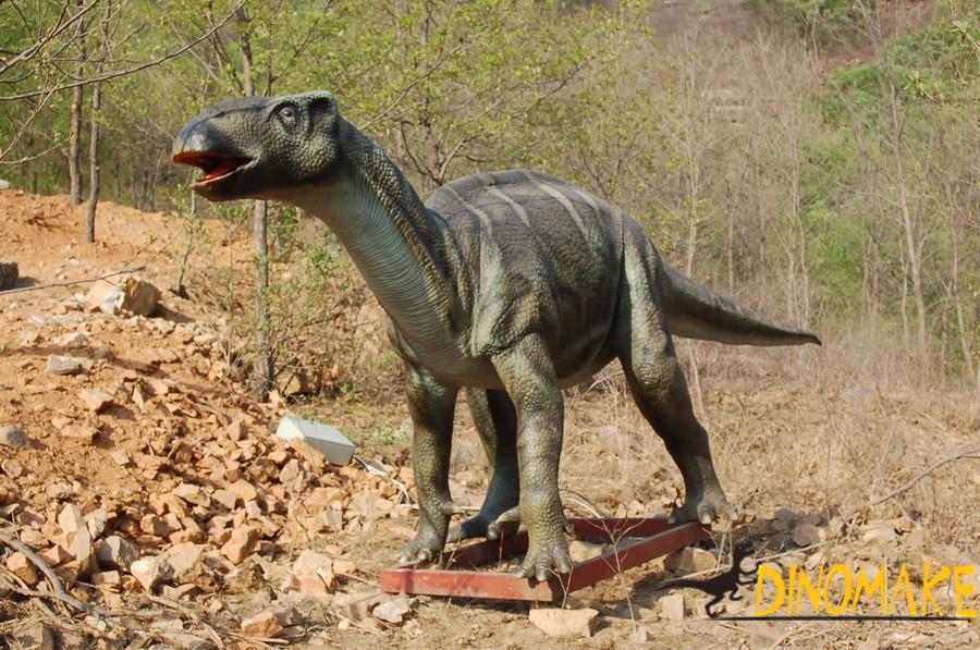 Custom Animatronic dinosaurs for Jurassic Park