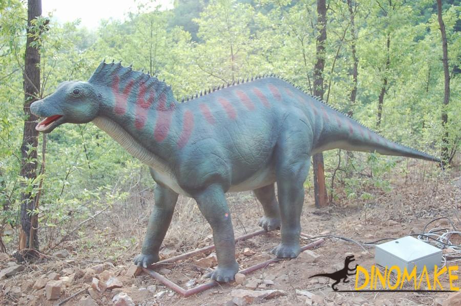 Custom Animatronic dinosaurs