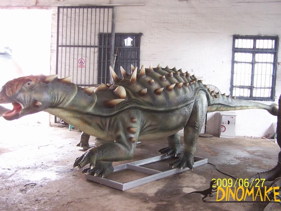 Customized Animated dinosaurs
