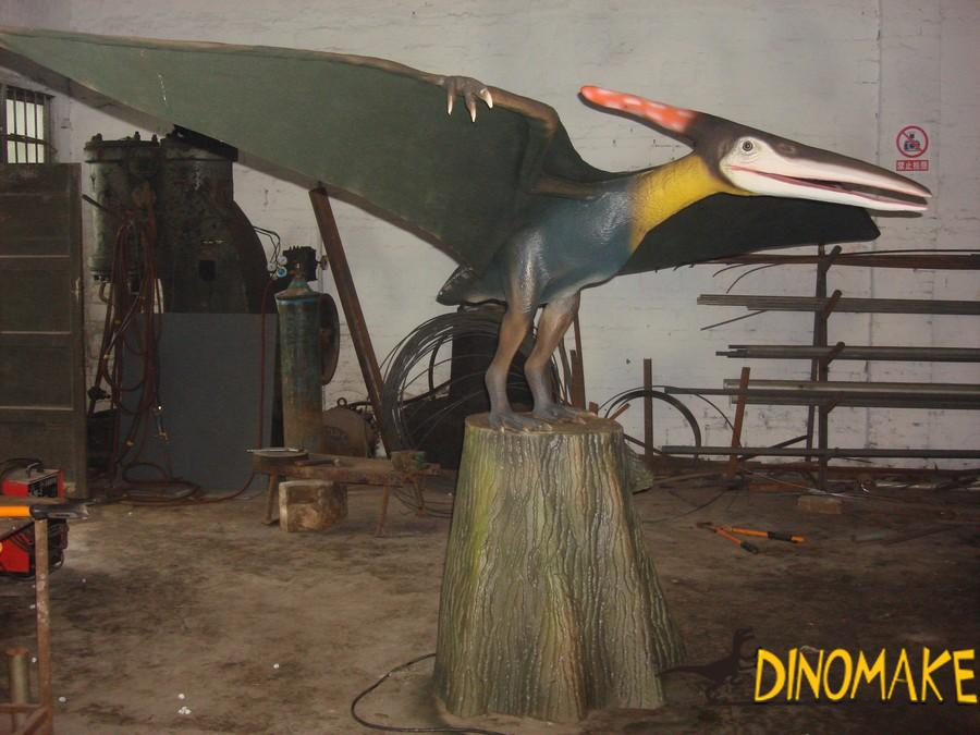 Dynamic Animatronic dinosaur model Company