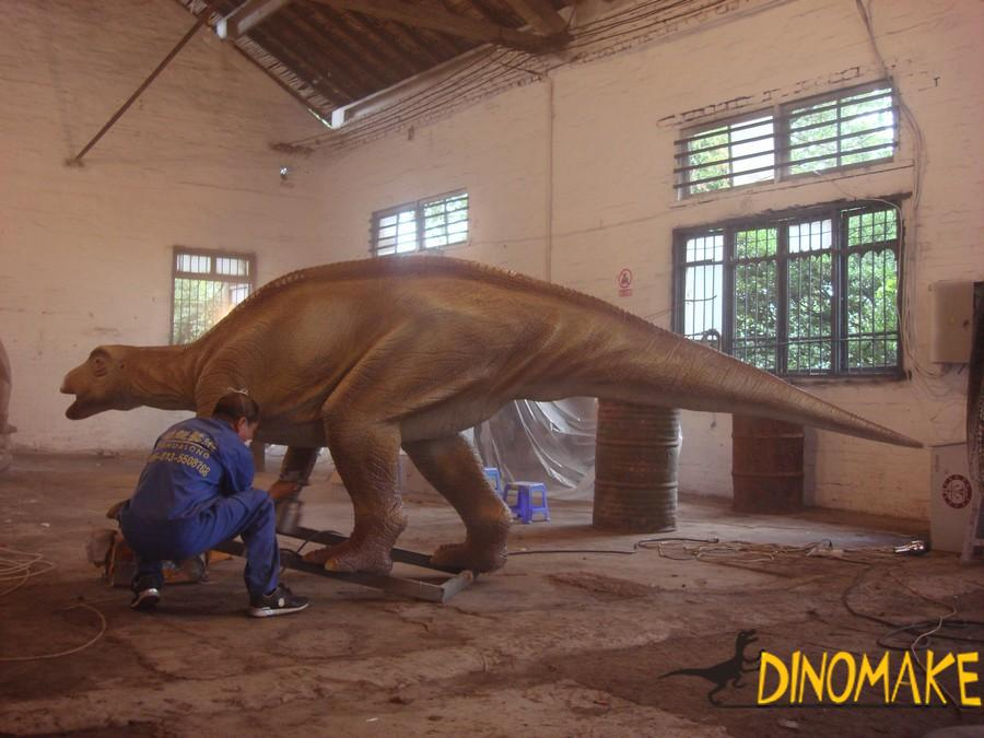 Electronic Animatronic dinosaurs