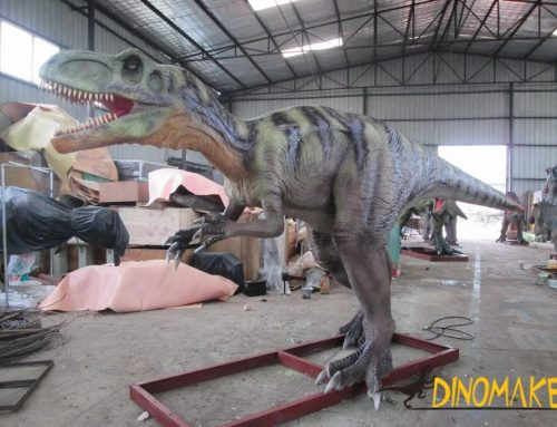 Sale of England Animatronic dinosaur products Okalong