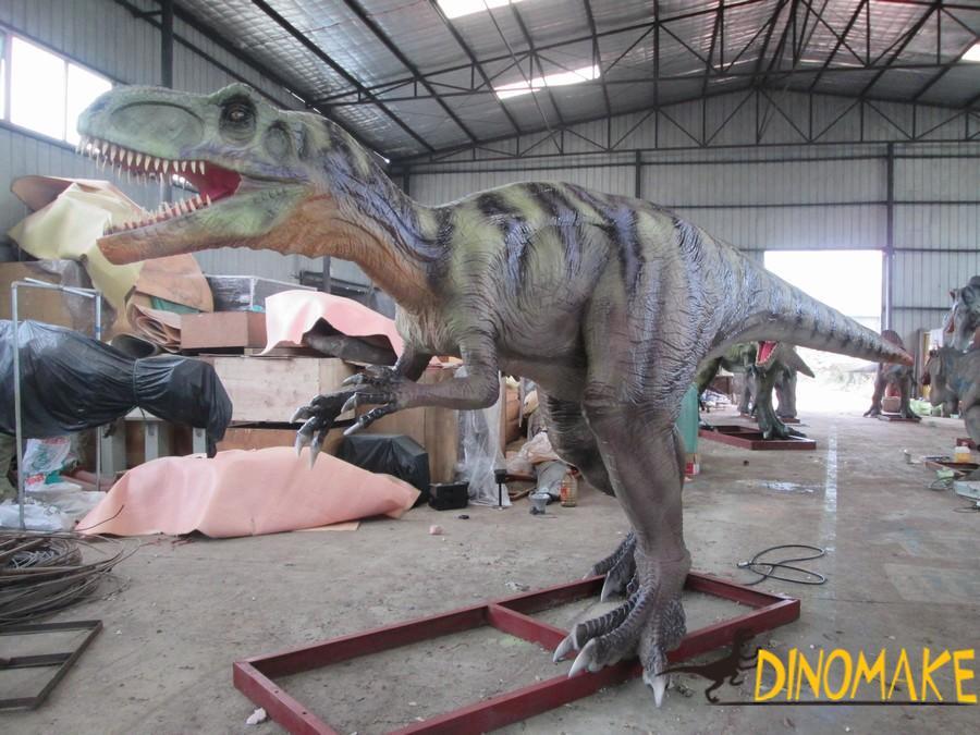 England Animatronic dinosaur products Okalong