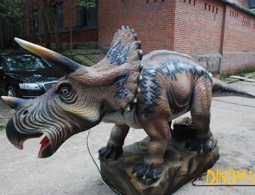 18m Jurassic Park Animatronic dinosaur