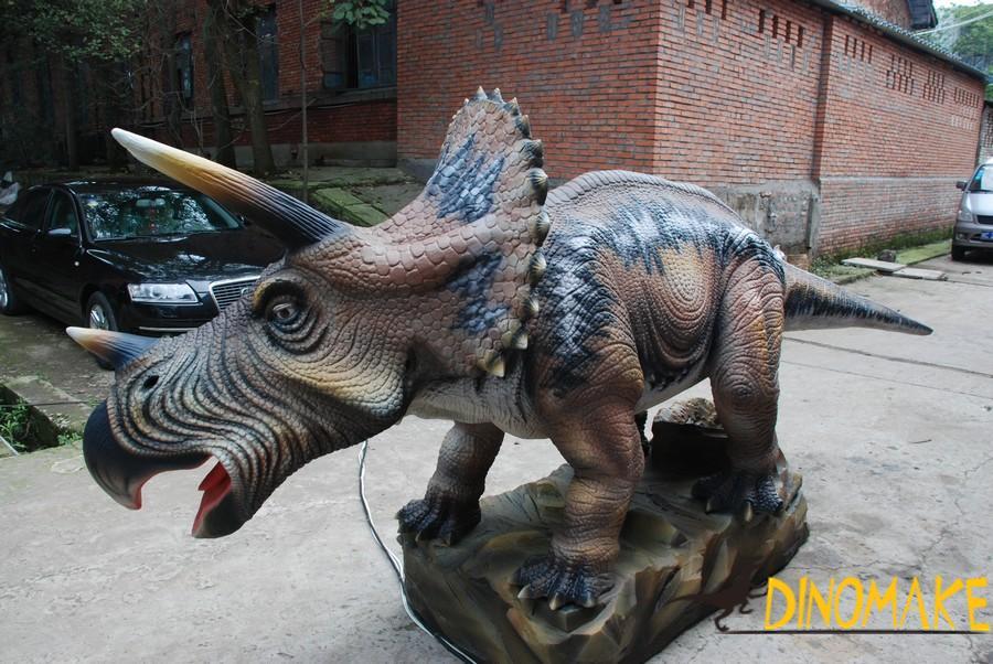 Jurassic Park Animatronic dinosaur