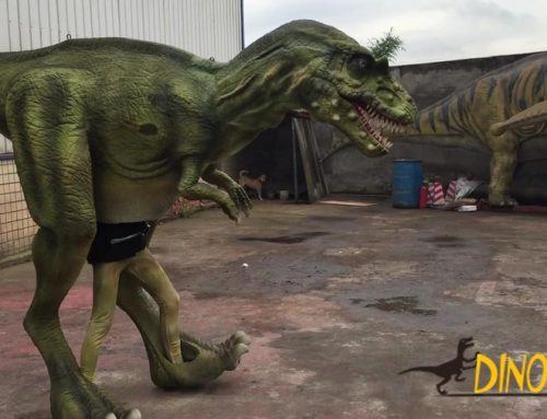 Jurassic Park Walking Dinosaur Costume For Sale