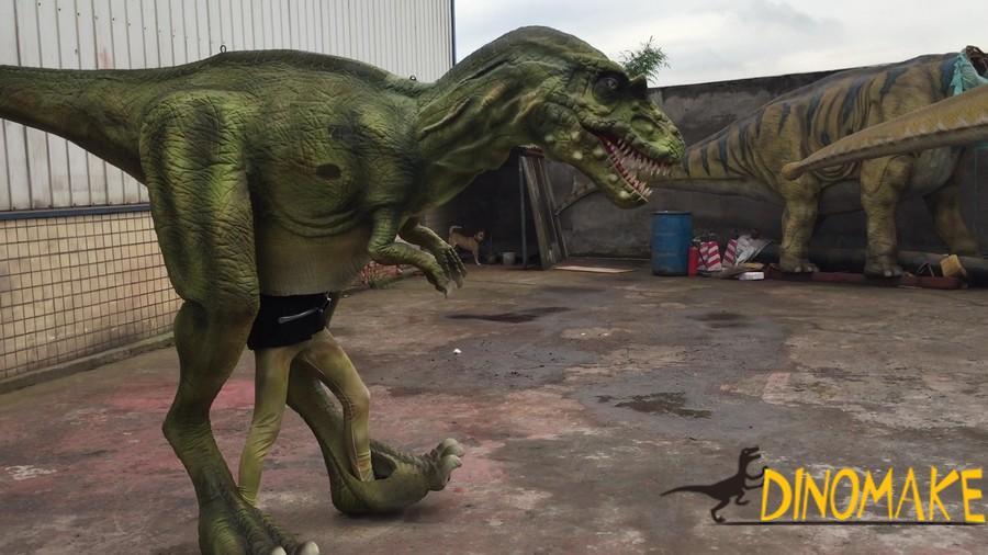 Jurassic Park Walking Dinosaur Costume For Sale